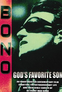 Bono: God's Favorite Son