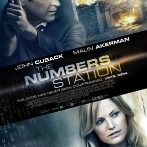 the numbers station 2013 rotten tomatoes