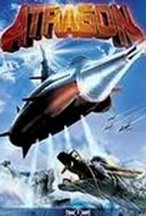 Atragon (Kaitei gunkan) (Atoragon: Flying Supersub)