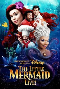 The Little Mermaid 2020 Review.The Little Mermaid Live 2019 Rotten Tomatoes