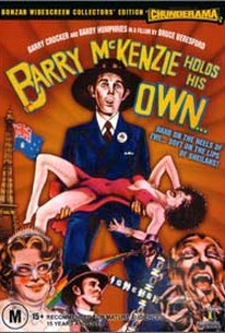 Barry McKenzie Holds His Own