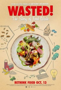Sustainable Cinema: Wasted! The Story of Food Waste