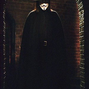 V for vendetta (2006) rotten tomatoes.