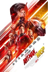 Ant-Man and the Wasp (2018) - Rotten Tomatoes