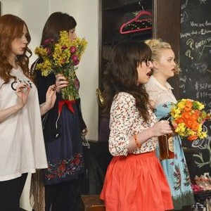 Selfie, Season 1: Karen Gillan, Colleen Smith, Allyn Rachel, Amanda Jane Cooper
