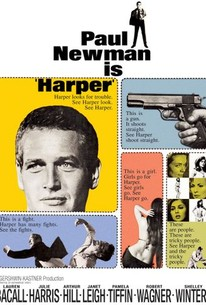 Paul Newman in Harper