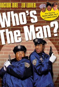 Who's the Man?