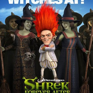 Shrek Forever After (2010) - Rotten Tomatoes