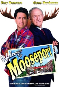 Welcome to Mooseport