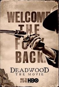 Deadwood: The Movie movie poster
