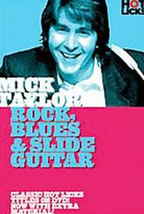 Mick Taylor - Rock, Blues and Slide Guitar