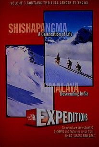 The North Face Expeditions: Shishpangma and Himalaya