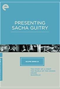 Presenting Sacha Guitry