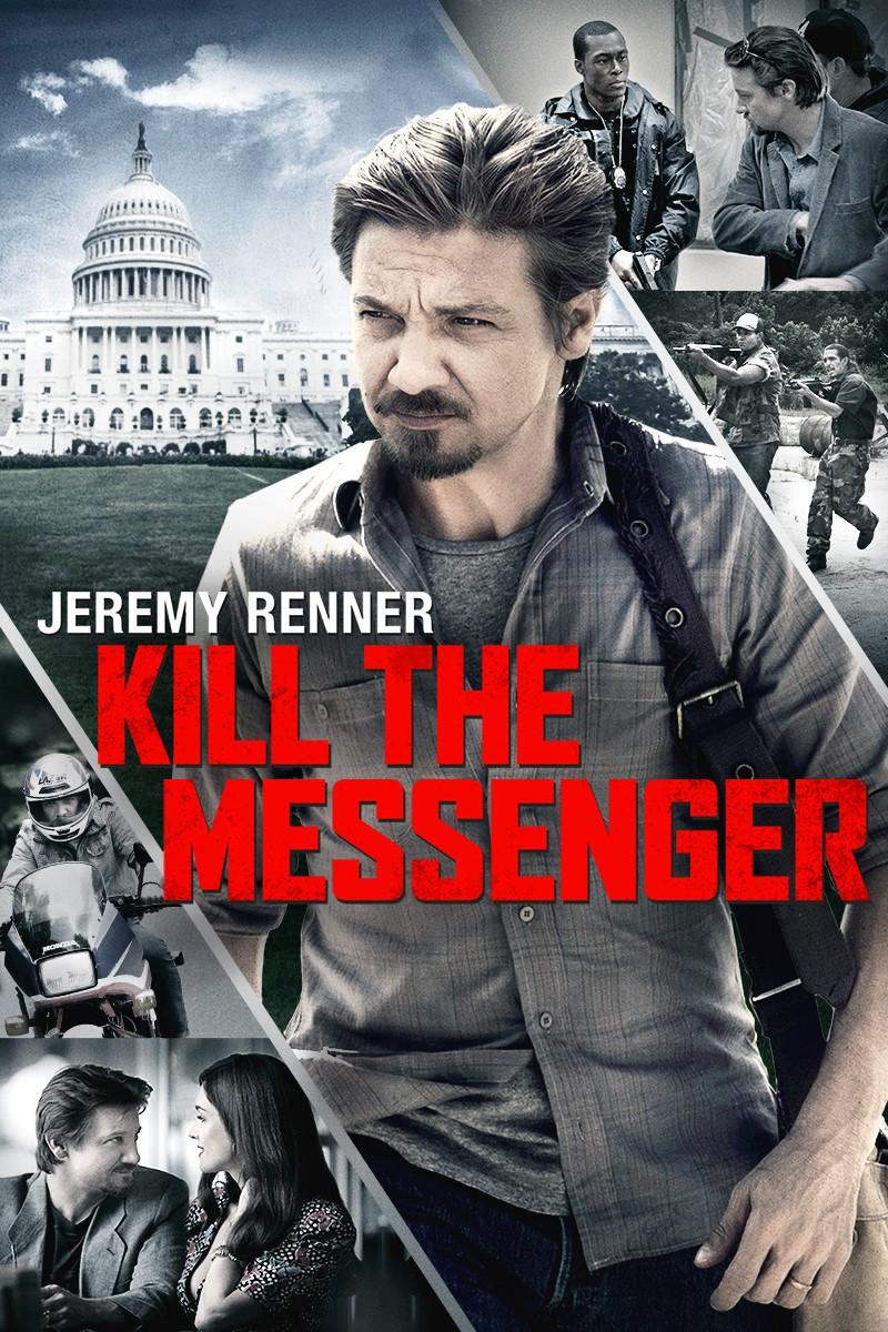 მოკალი მაცნე / KILL THE MESSENGER / Убить гонца (2014)