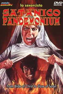 Satánico pandemonium (La sexorcista)