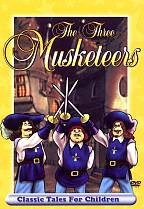 Classic Tales For Children - The Three Musketeers
