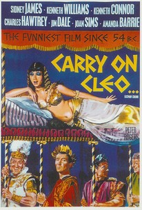 Carry on Cleo (Caligula: Funniest Home Videos)