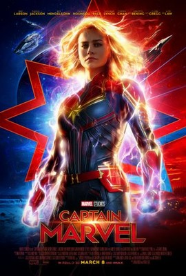 Captain Marvel (2019) - Rotten Tomatoes