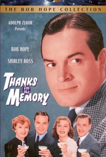 Thanks For Memories Andre >> Thanks For The Memory 1938 Rotten Tomatoes