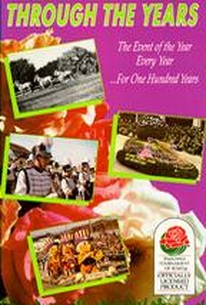 The Rose Parade: Through the Years