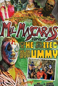 Mil Mascaras vs. the Aztec Mummy (Mil Mascaras: Resurrection)