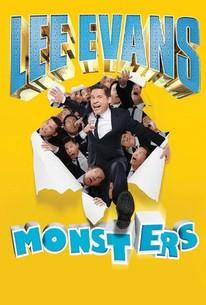 Lee Evans - Monsters Live 2014