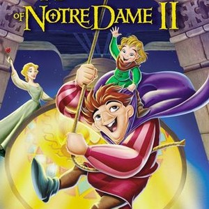 The Hunchback of Notre Dame II Disney animated sequels