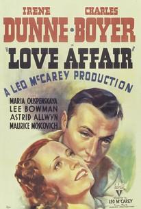 Poster for Love Affair (1939)