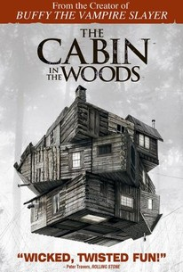 The Cabin in the Woods (2012) - Rotten Tomatoes