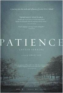 Patience (After Sebald)