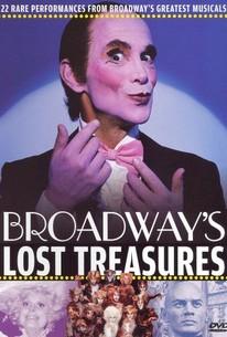 Broadway's Lost Treasures