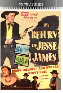 The Return of Jesse James