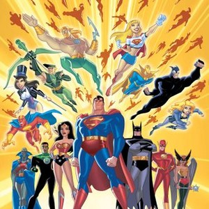 Justice League Unlimited - Rotten Tomatoes