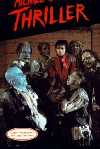 Making of 'Thriller'