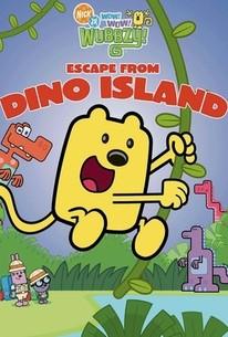 Wow! Wow! Wubbzy!: Escape from Dino Island