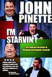 John Pinette - I'm Starvin'