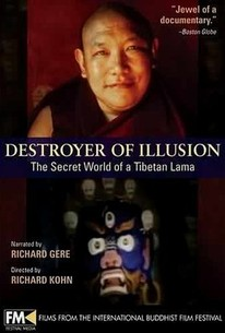 Destroyer of Illusion: The Secret World of a Tibetan Lama