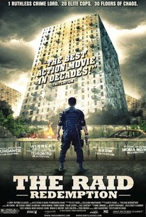 The Raid Redemption 2012 Rotten Tomatoes