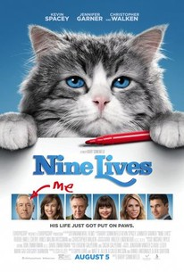 Nine Lives 2016 Rotten Tomatoes