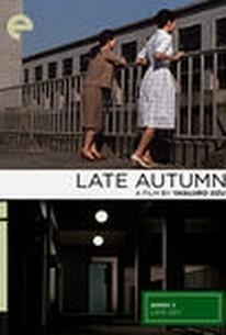 Late Autumn (Akibiyori)