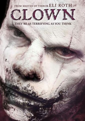 Poster for Clown (2014)