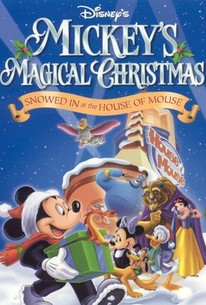 mickeys magical christmas snowed in at the house of mouse - Mickey Magical Christmas