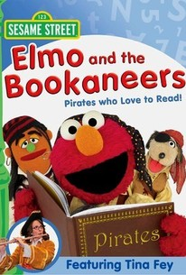 Elmo and the Bookaneers: Pirates Who Love to Read