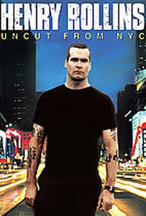Henry Rollins Live Uncut from NYC