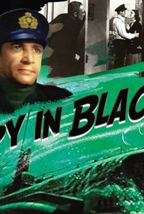 The Spy in Black