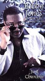 Bobby Jones & New Life - Just Churchin'