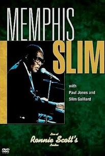 Memphis Slim: Live at Ronnie Scott's
