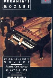 Murray Perahia's Mozart: Piano Concertos Nos. 21 & 27