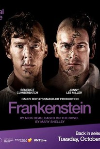 NT Live: Frankenstein 2016 Encore
