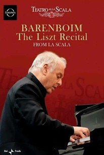 Daniel Barenboim: The Liszt Recital from La Scala